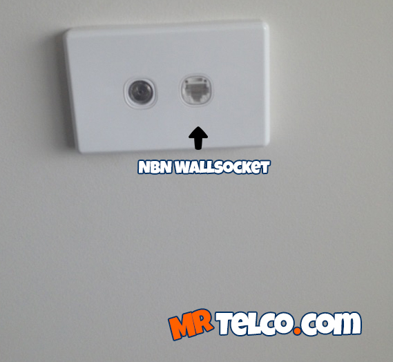 Nbn Wall Socket For Phone Amp Modem Need Installation