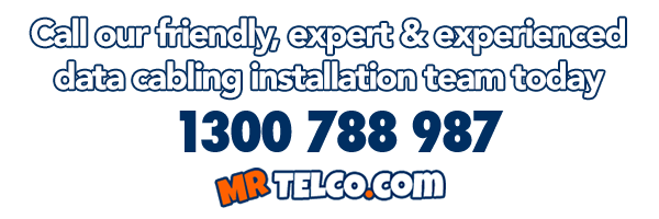 Contact Our Data Cabler Technician