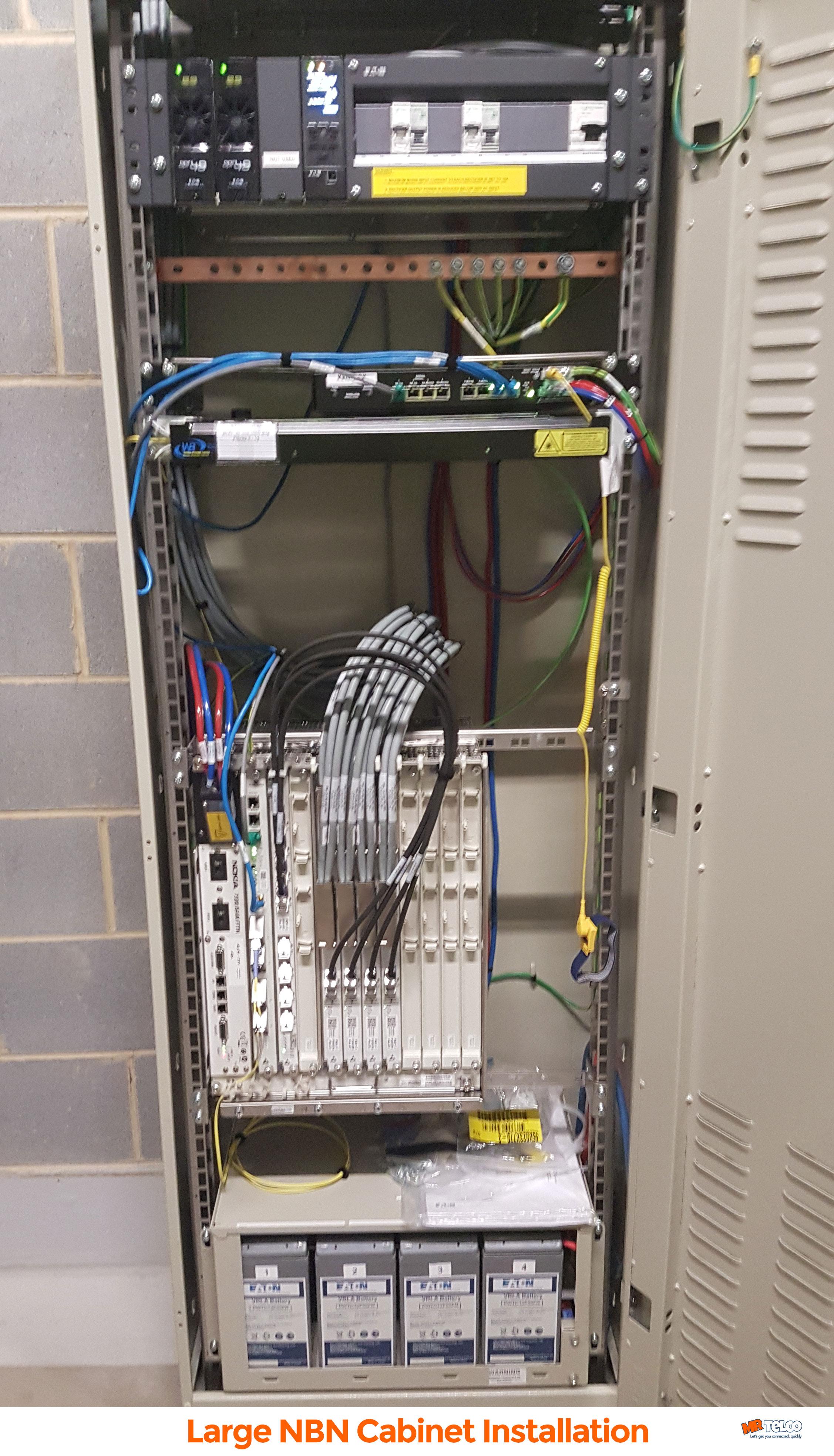 NBN Subcontractors Explain FTTB Speed, Installation & Repair