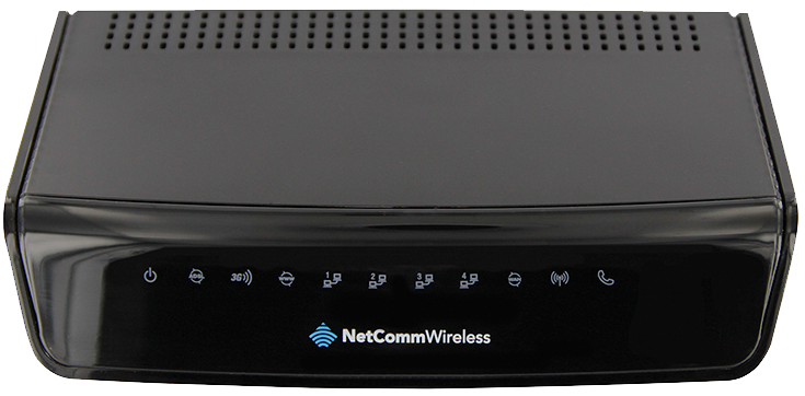netcomm wireless modem adsl