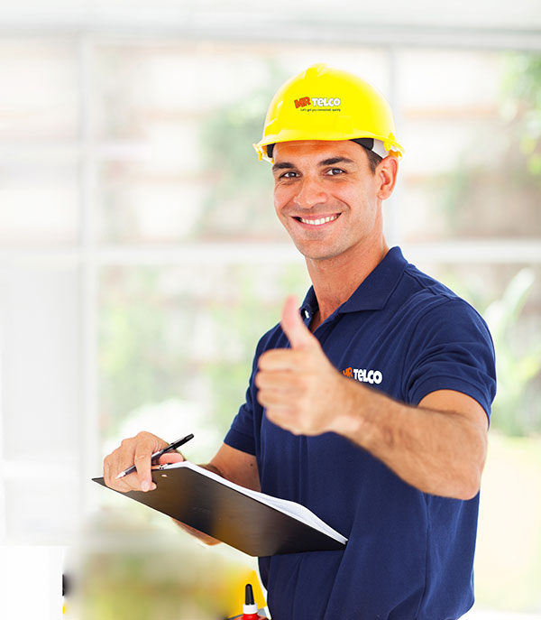 mr telco maintenance contractor